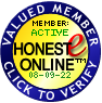 HONESTe Seal - Click to verify consolerepairguy.com