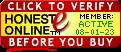 HONESTe Seal - Click to verify