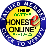 HONESTe Seal - Click to verify